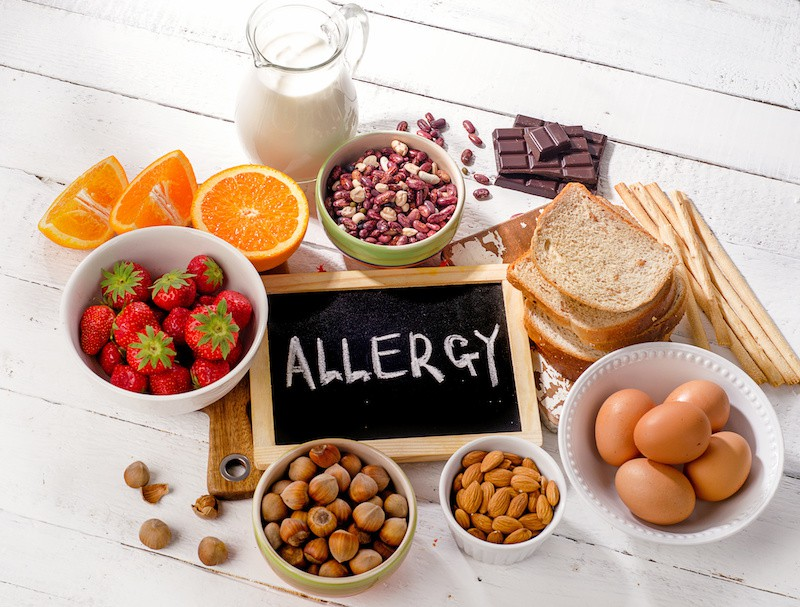 Common Foods for Allergic People